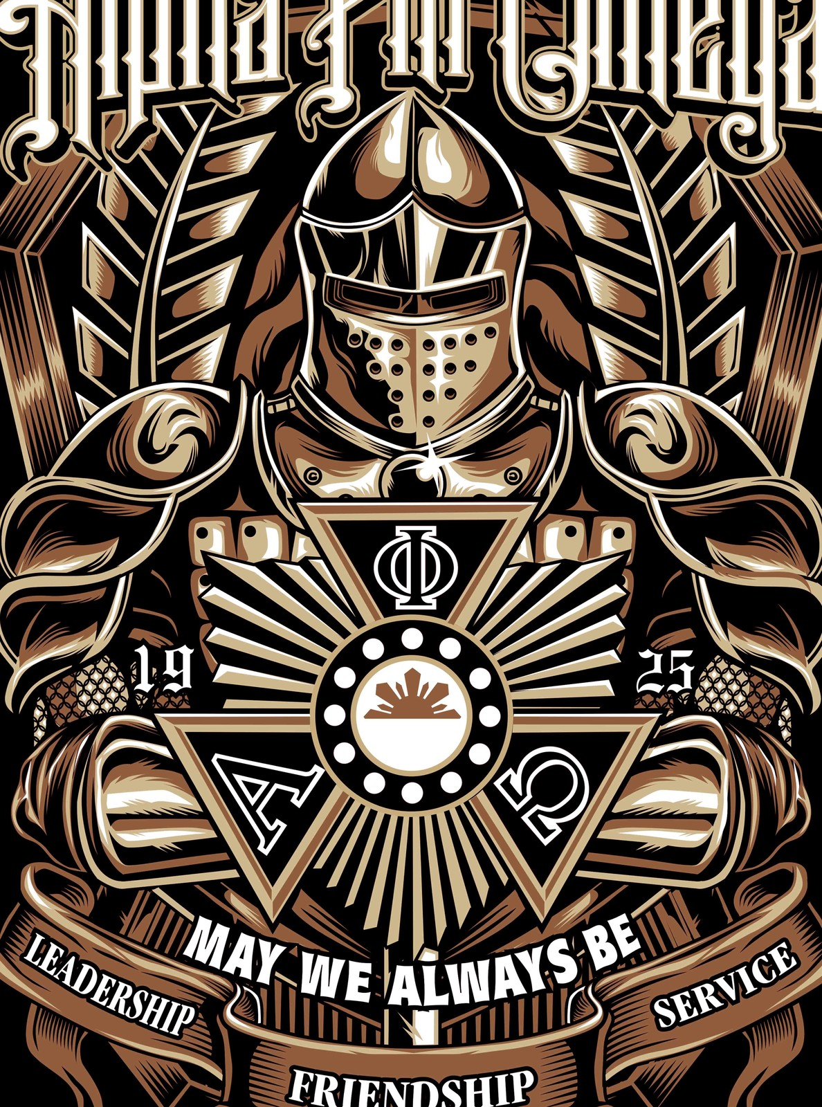 Artstation Knight Alpha Phi Omega Illustration Design Mark Manapul