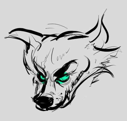 wolf Logo Design  BrandCrowd