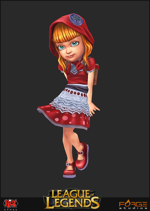 Red Riding Hood Annie