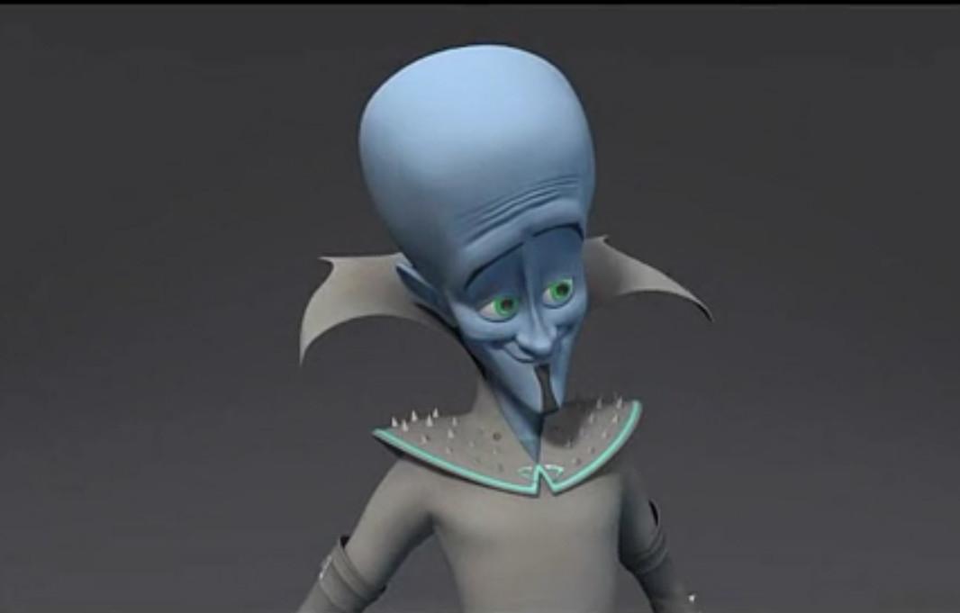 ArtStation - DreamWorks Animation Character Models, Steve