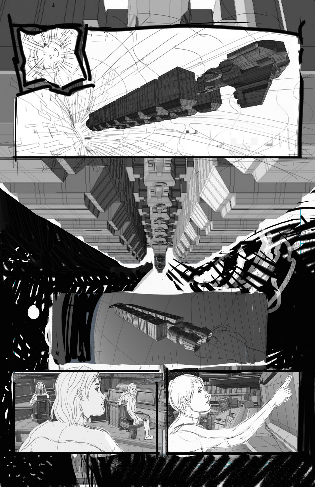 Zoltan korcsok page6penciling5