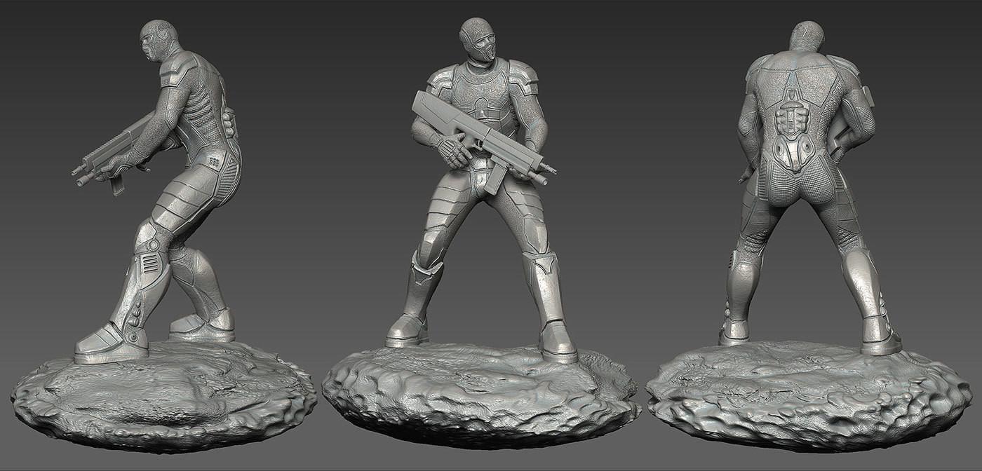 Zoltan korcsok soldier