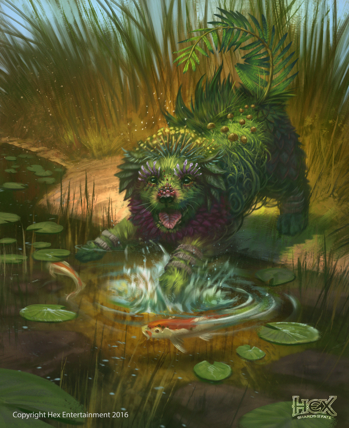 Thorn Pup | Copyright Hex Entertainment 2016