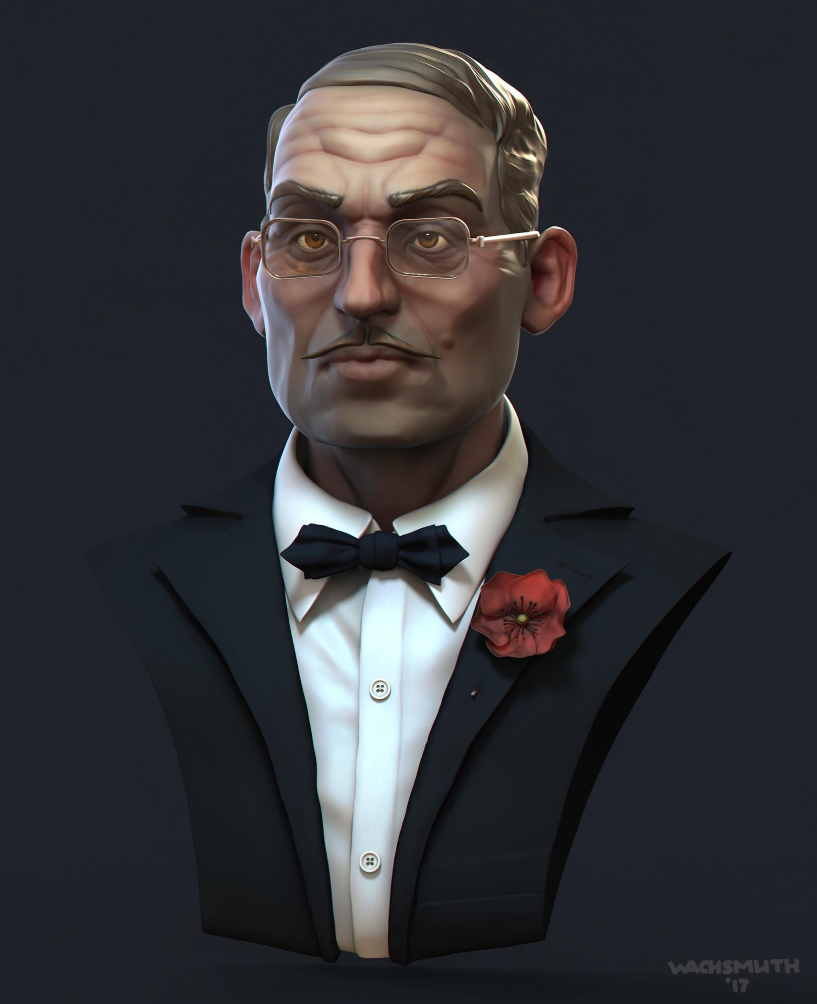 Dirk wachsmuth male portrait render 4web
