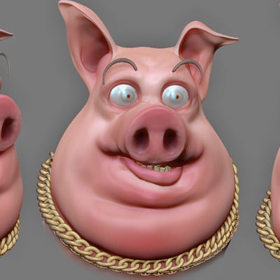 Pierre benjamin pigs new 0004