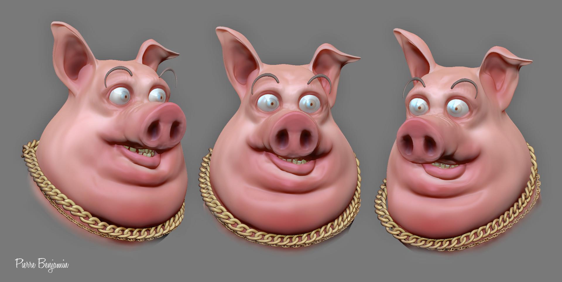 Pierre benjamin pigs new 0004
