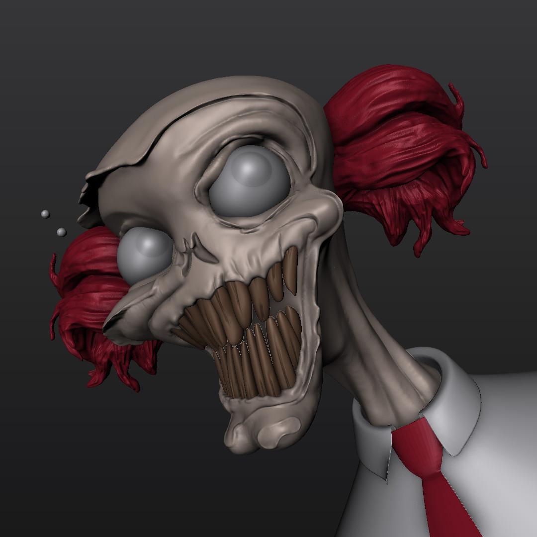 Chuks echezie okoro zombie viewport 2