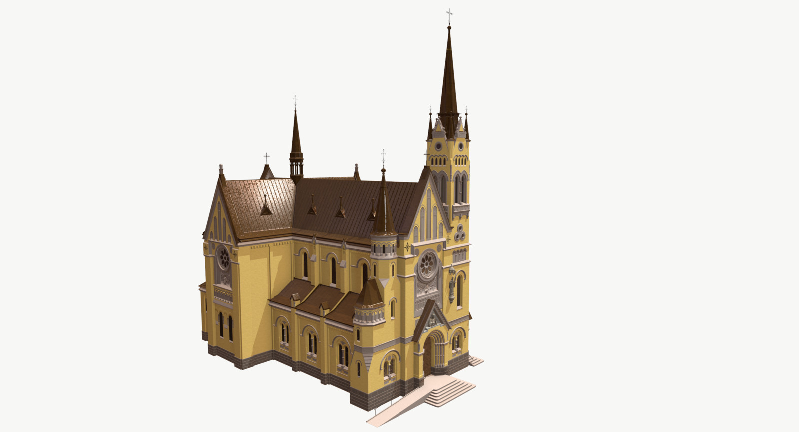 Lowpoly version
