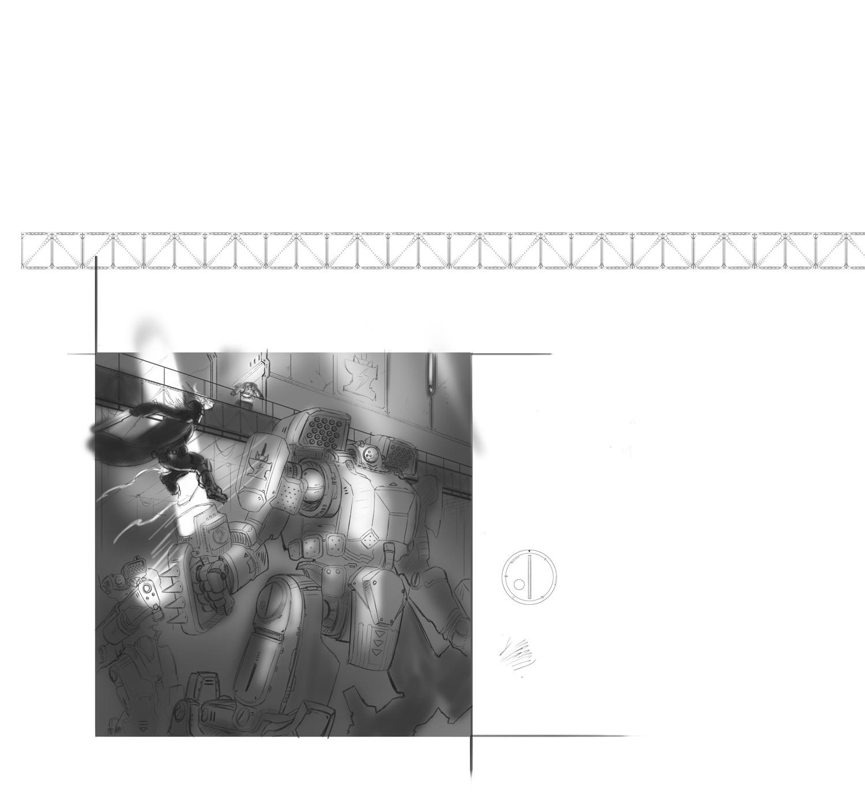 Michael rookard slayde v robot wip3