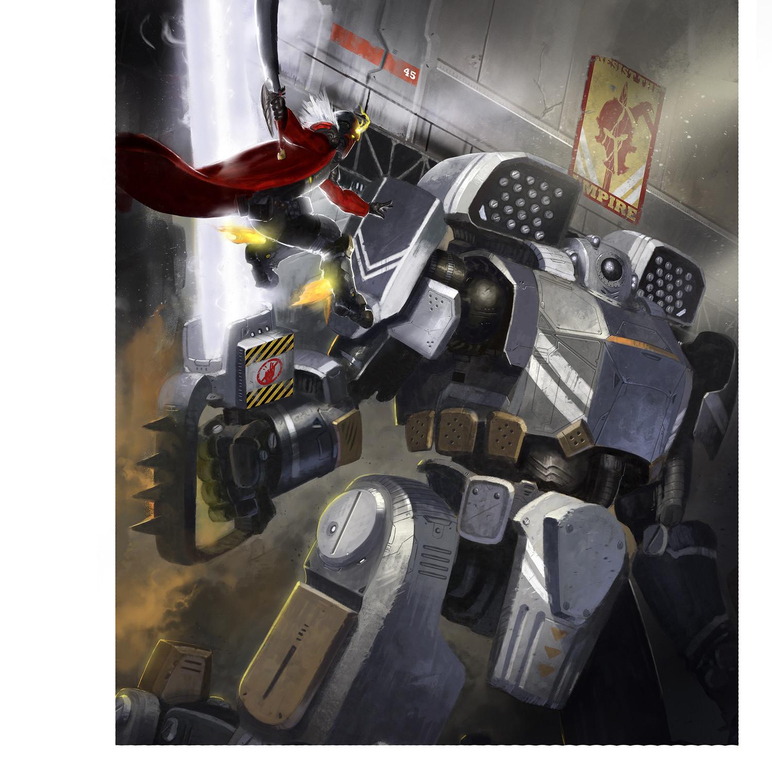 Michael rookard slayde v robot f3