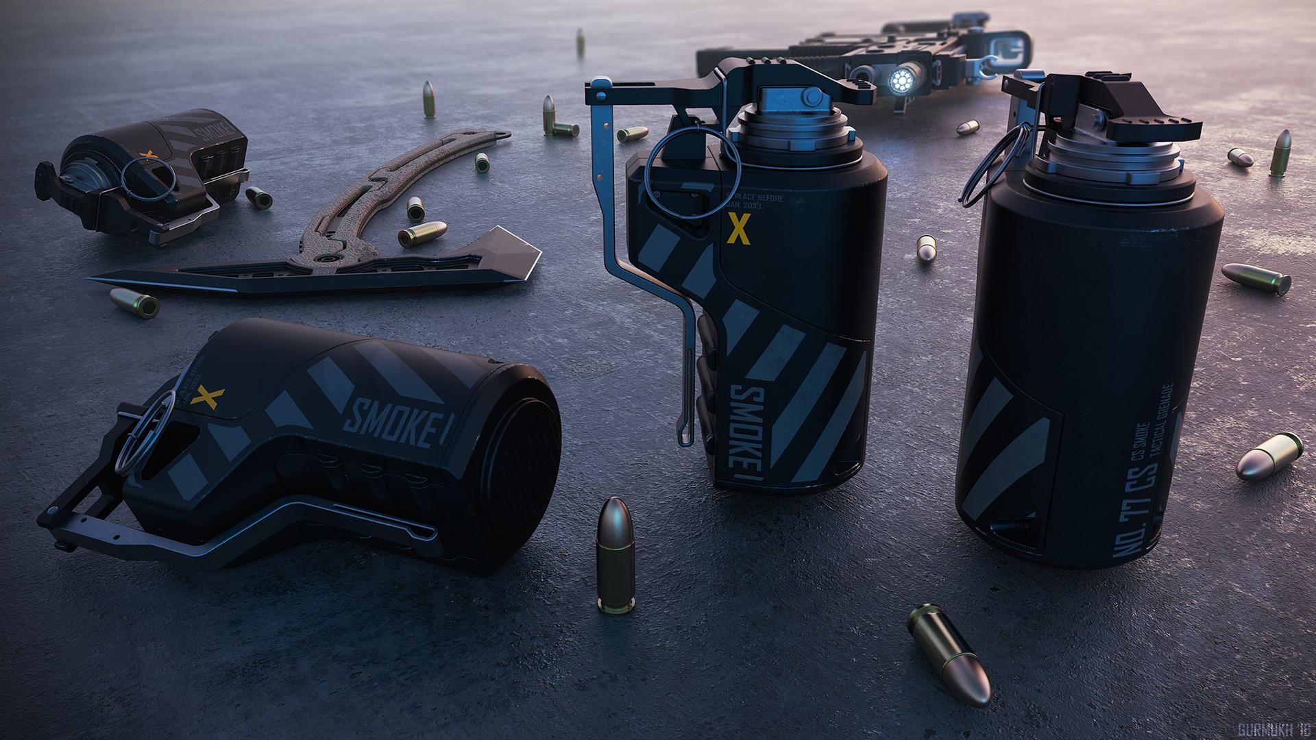 Gurmukh bhasin gurmukh grenade 02 2k