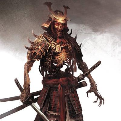 Antonio j manzanedo bone warrior by manzanedo d6wli96