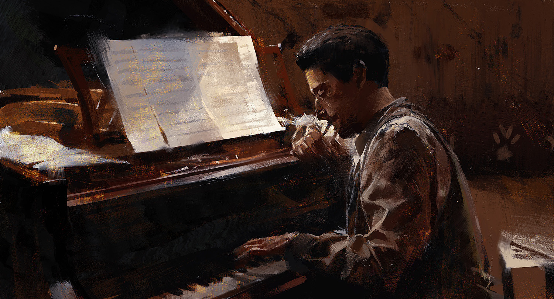 Grzegorz rutkowski pianist study 1500