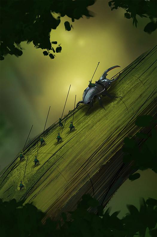 Pierre santamaria tree climbing
