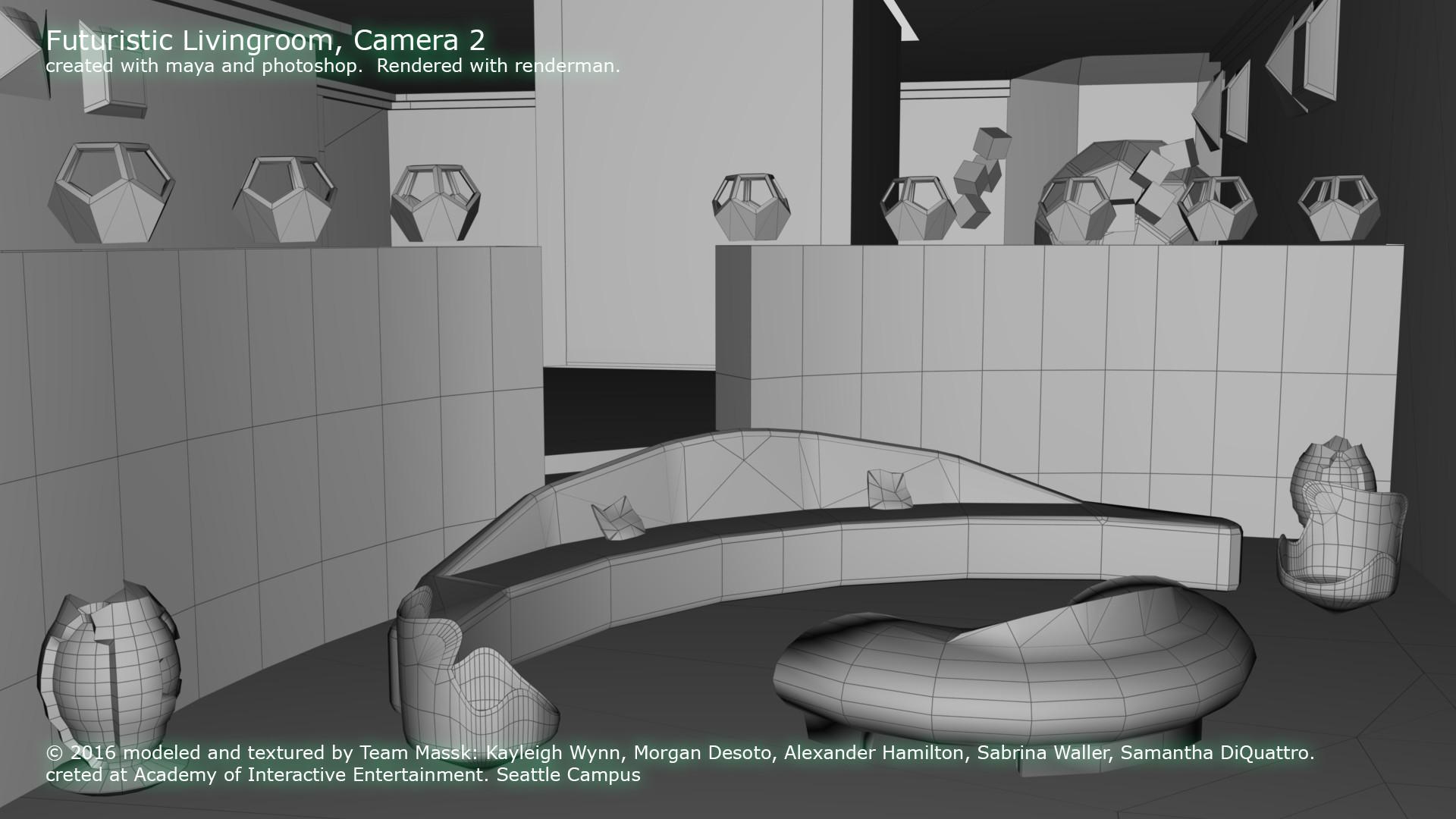 Futuristic Living Room Artstation Futuristic Living Room Alexander Hamilton