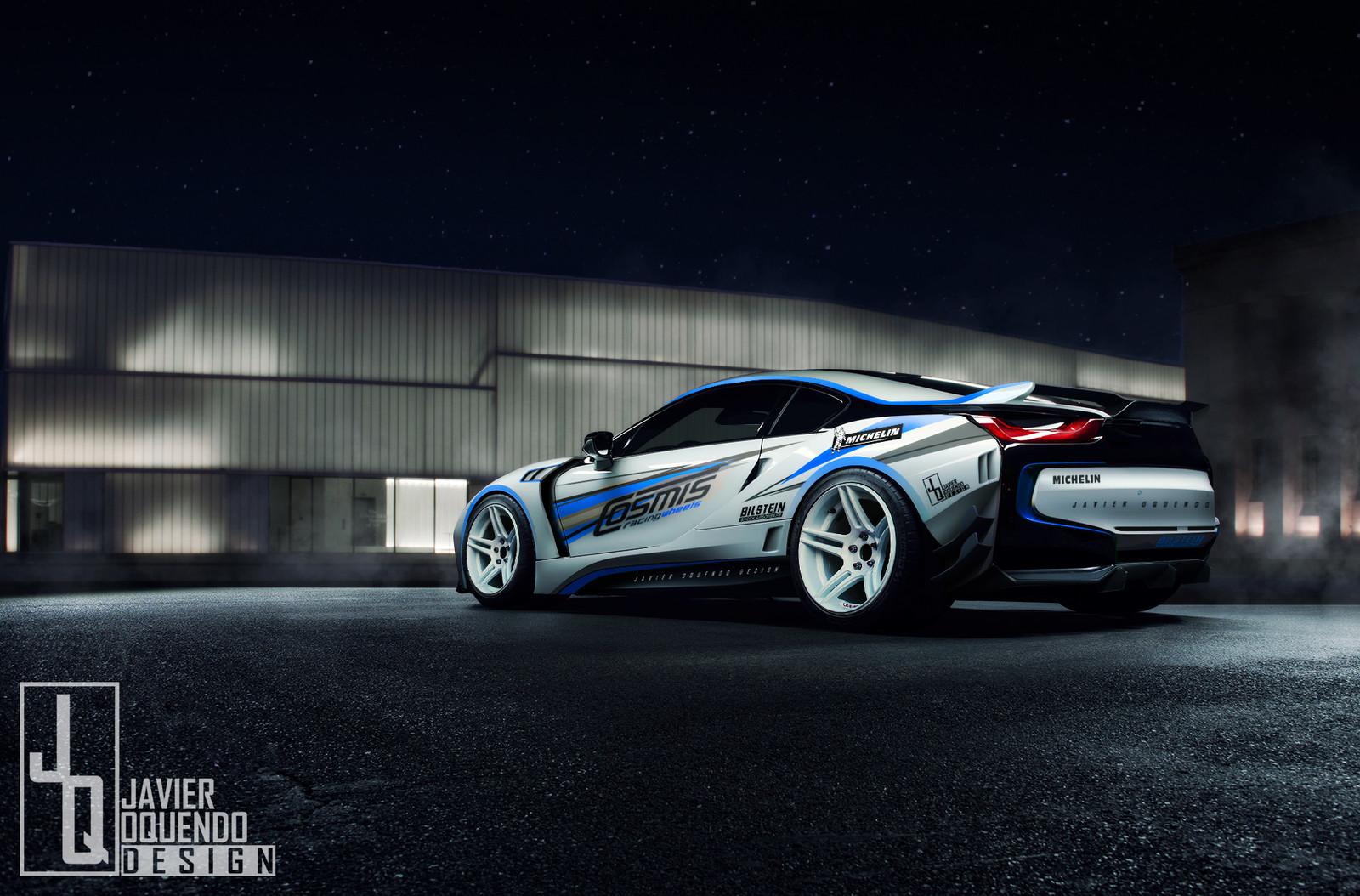 Blue Graphics