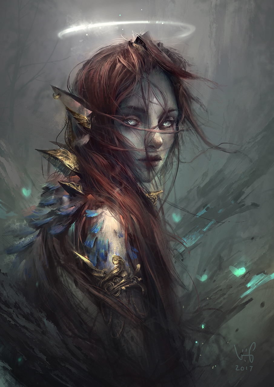 Hayla - Portrait 01