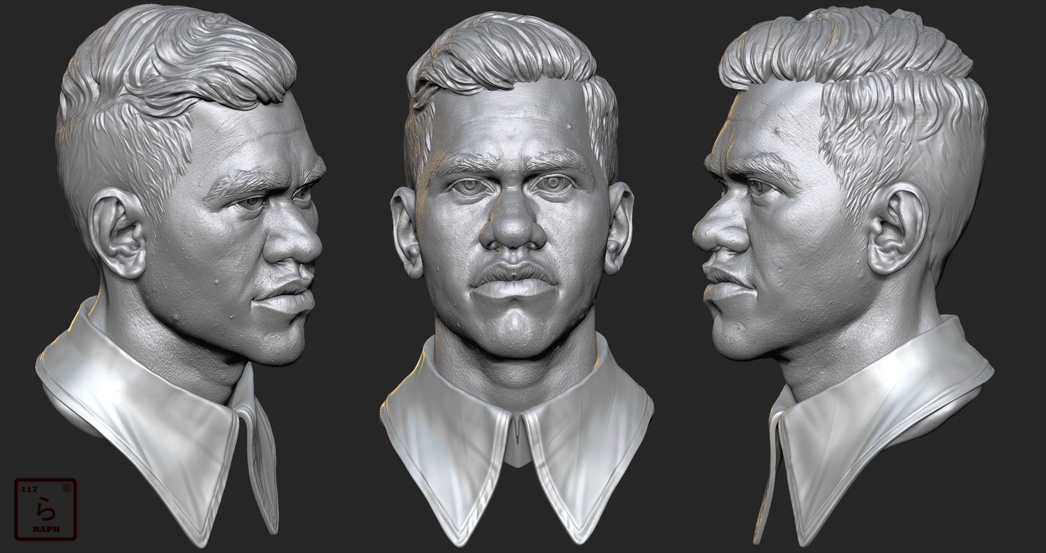sculpt from a dream I had