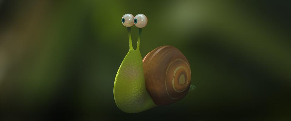 Agaki bautista snail