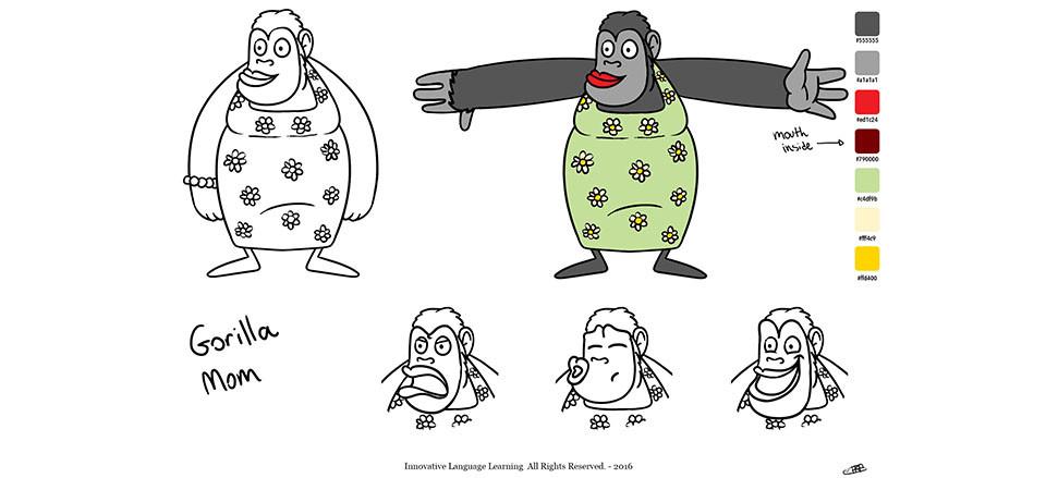 Felipe kolb bernardes monkey2