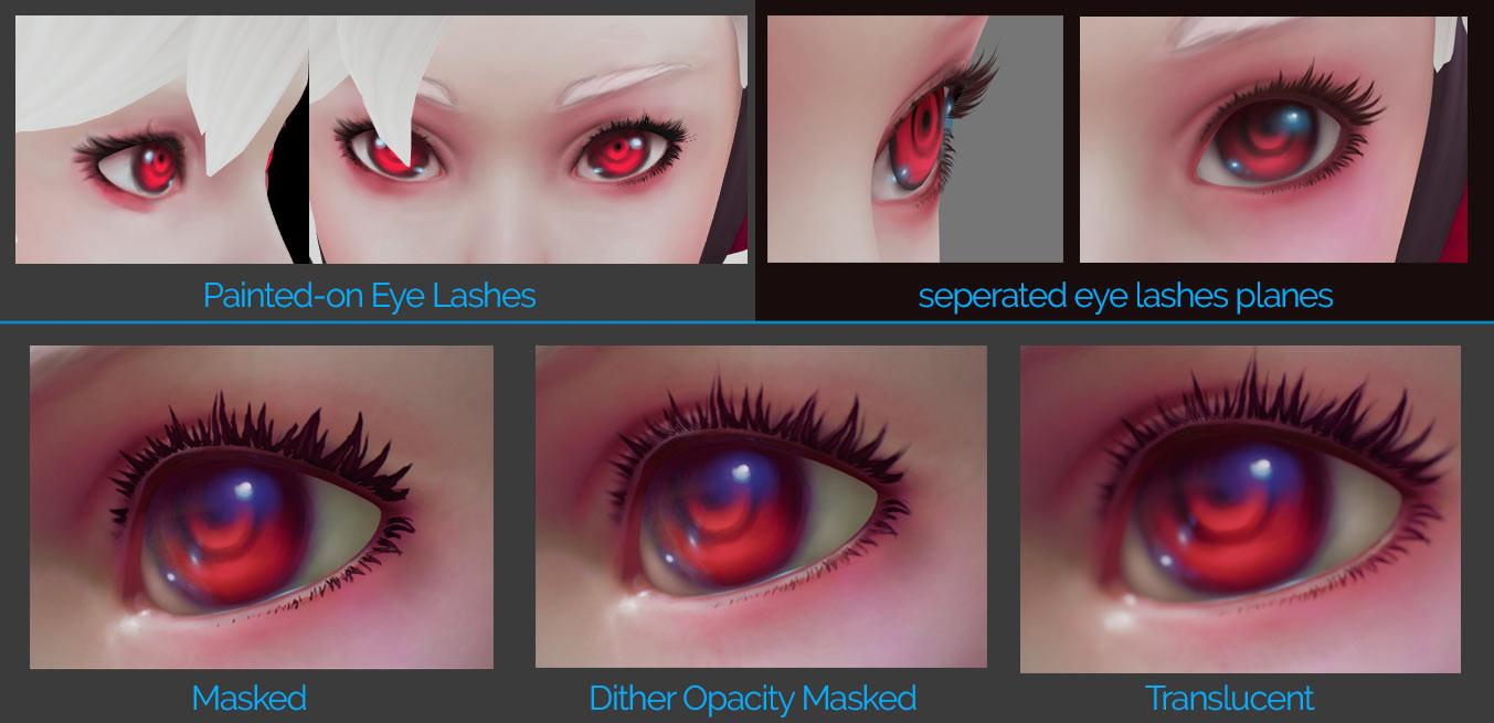 Dzung phung dinh 033 eyelashes