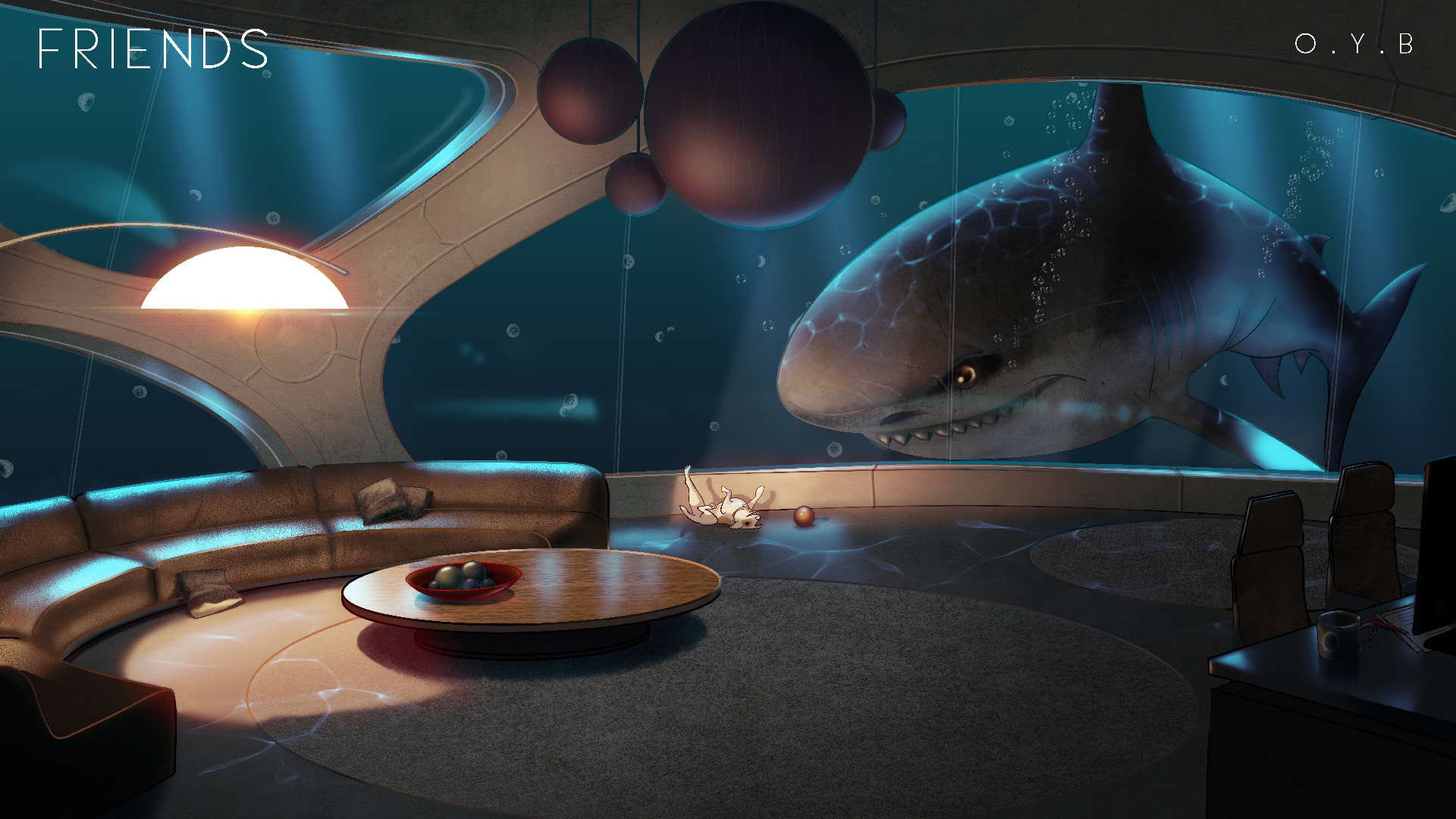 Glenn melenhorst shark