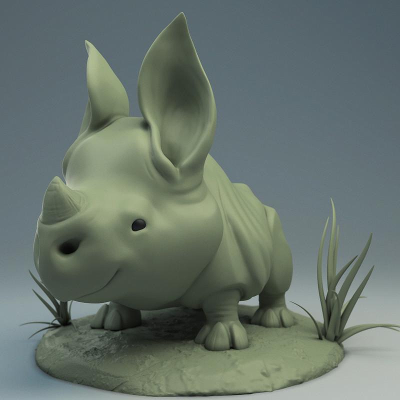 Baby Rhino //