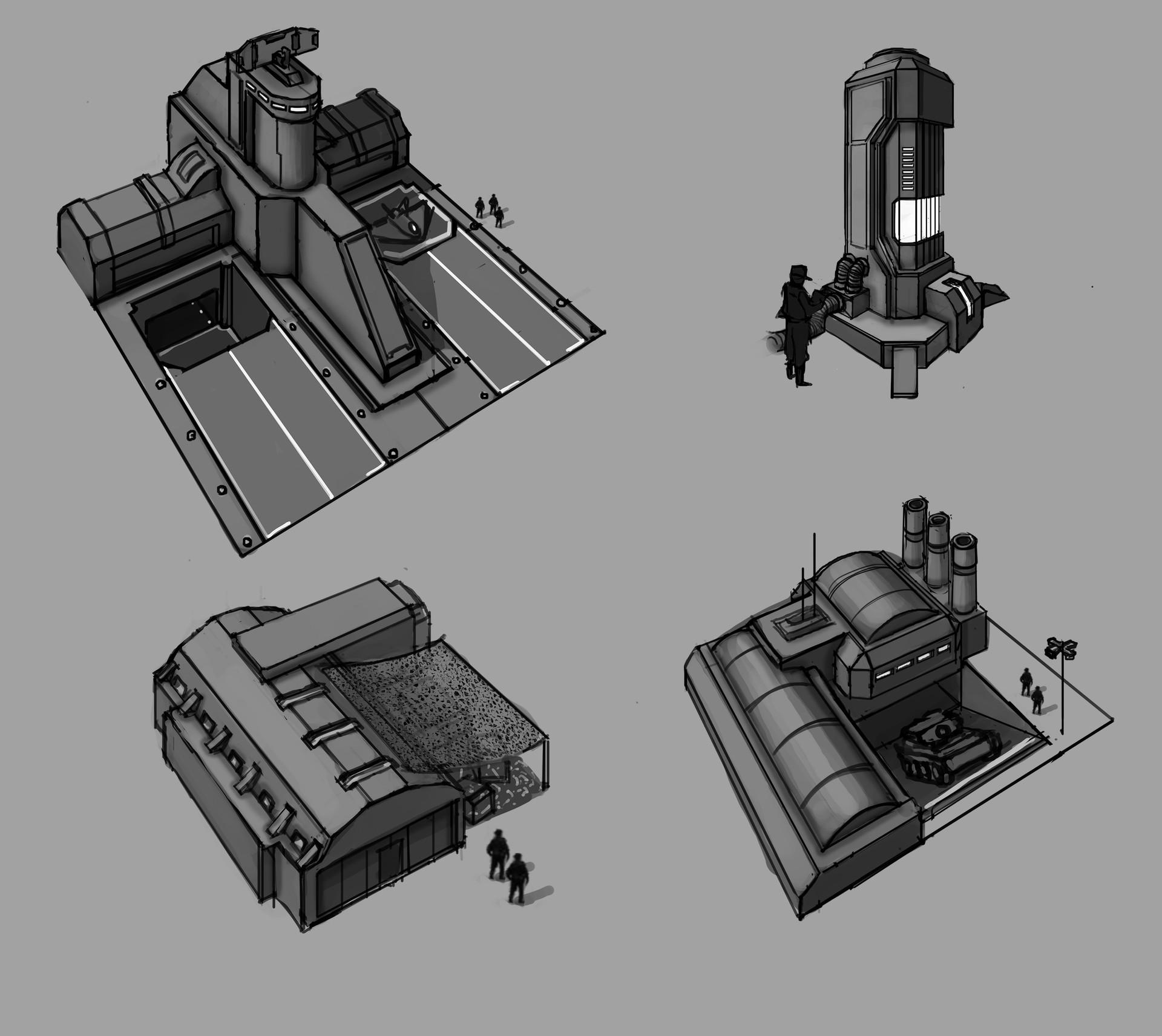 Sam Kim Structure Concepts
