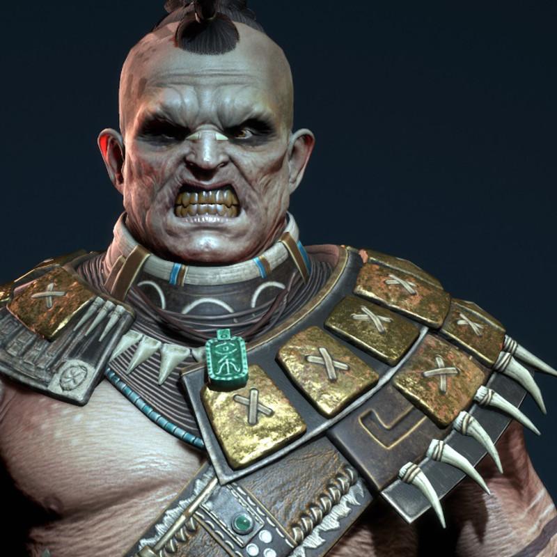 Tribal - Boss