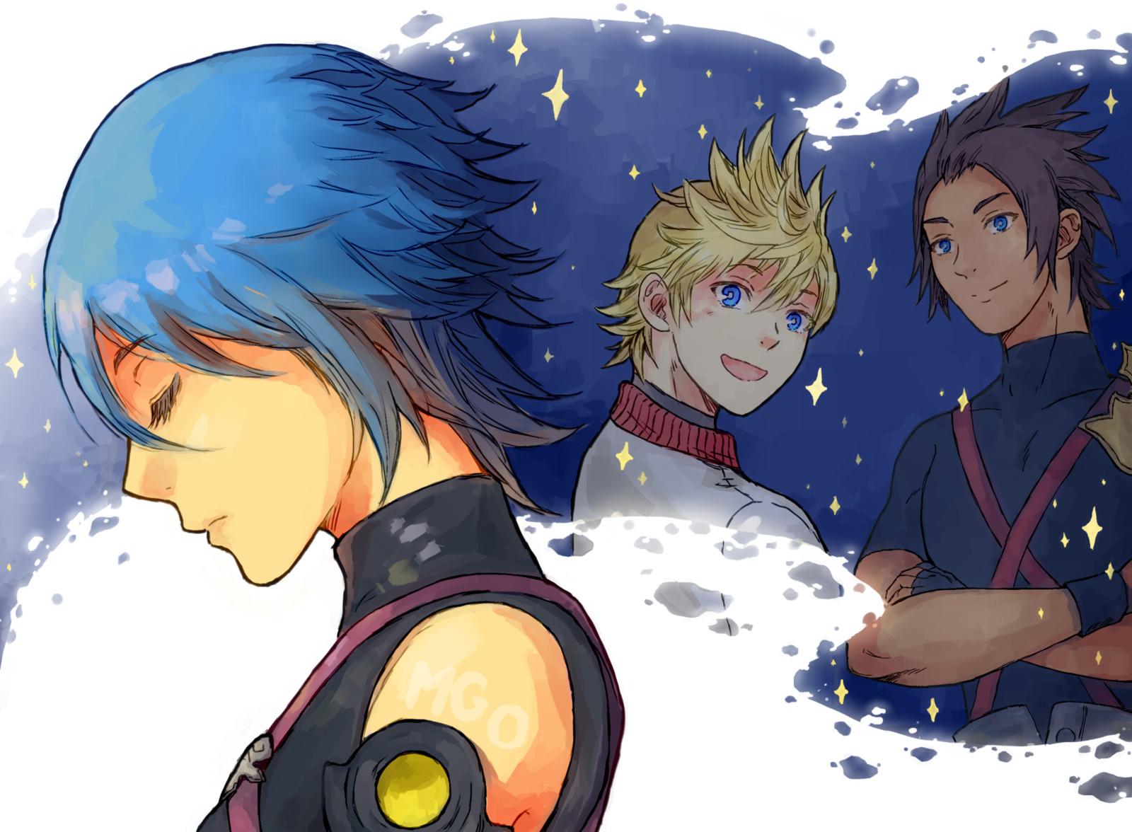 Aqua's Memories