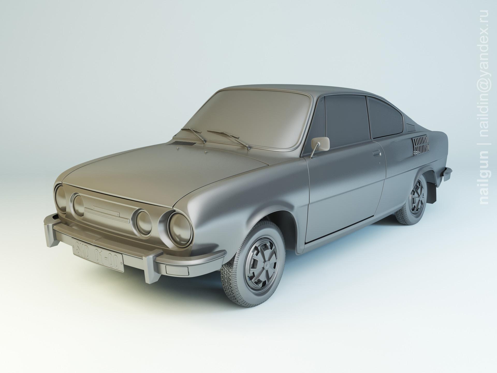Nail khusnutdinov als 200 002 skoda 110r modelling 0