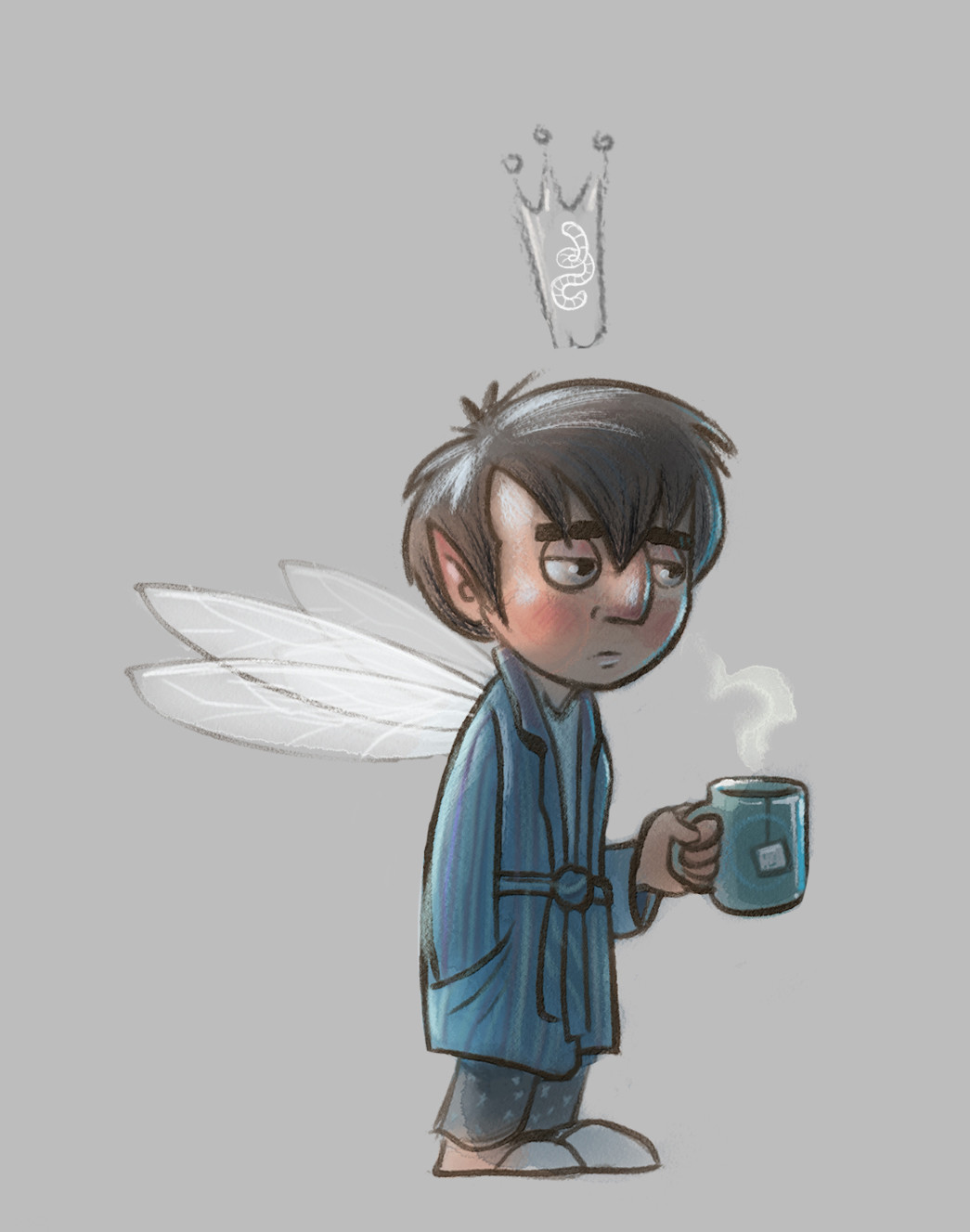 """Wes for """"Worm Fairy"""""""