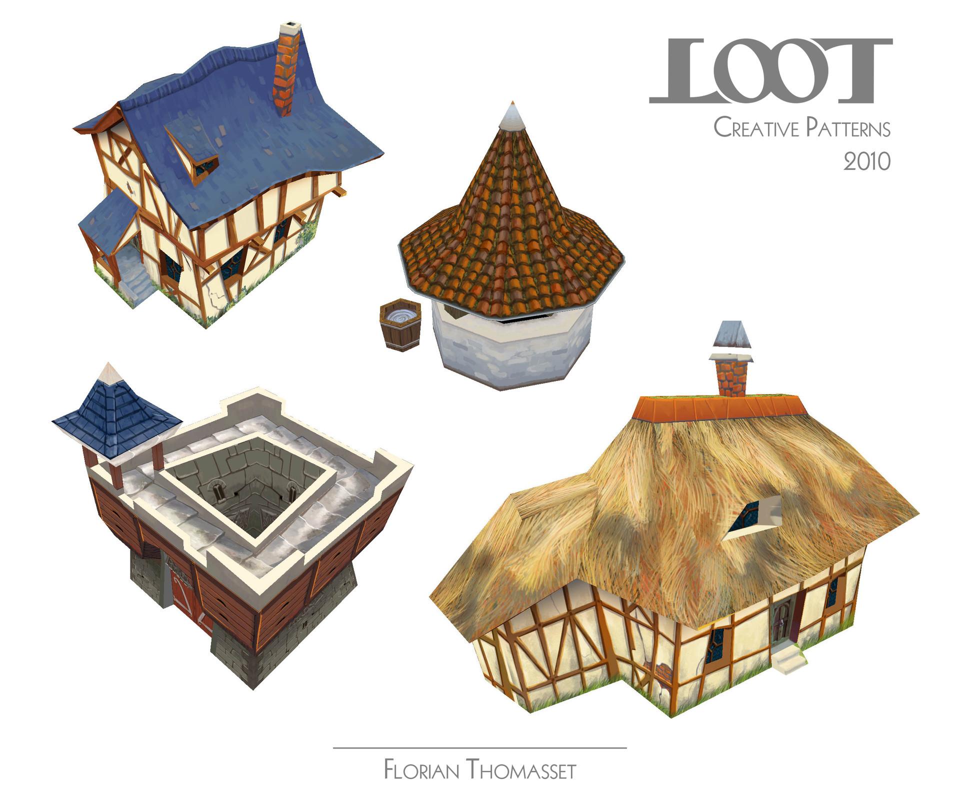 Florian thomasset loot