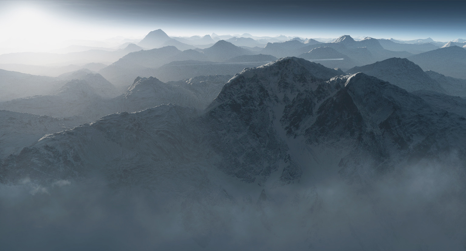 Glenn melenhorst mountains