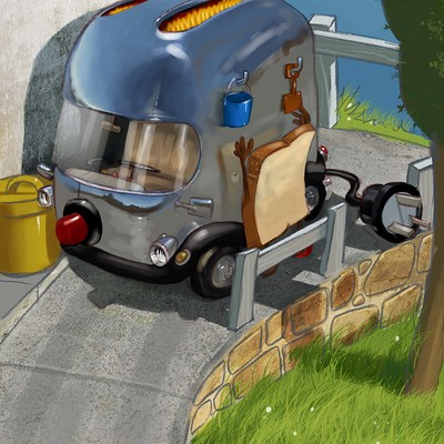 Glenn melenhorst sob toaster