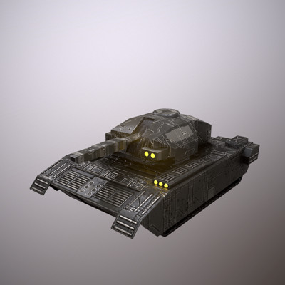 Marcel hansen render tank version 01