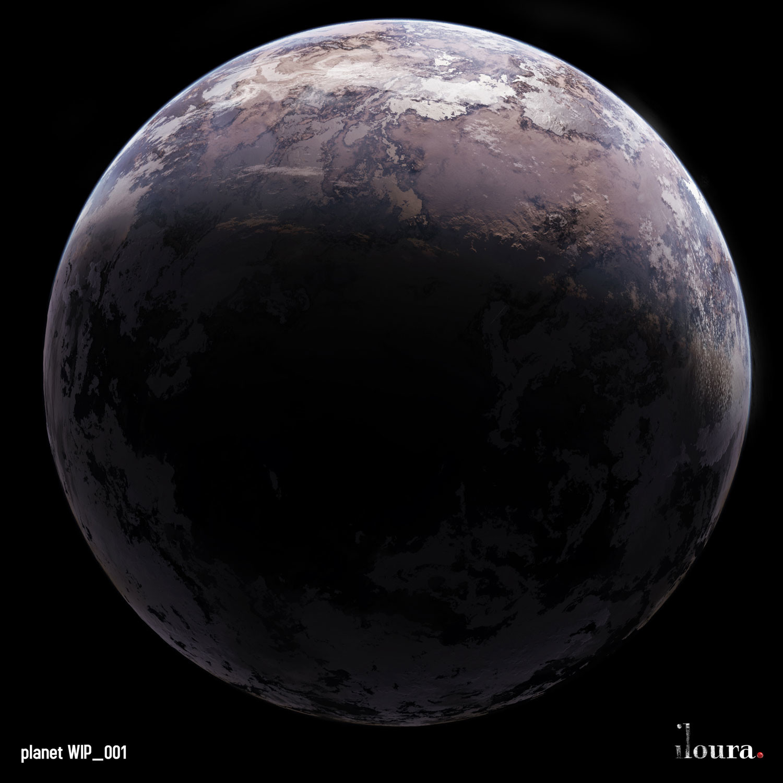 AE. Small planet