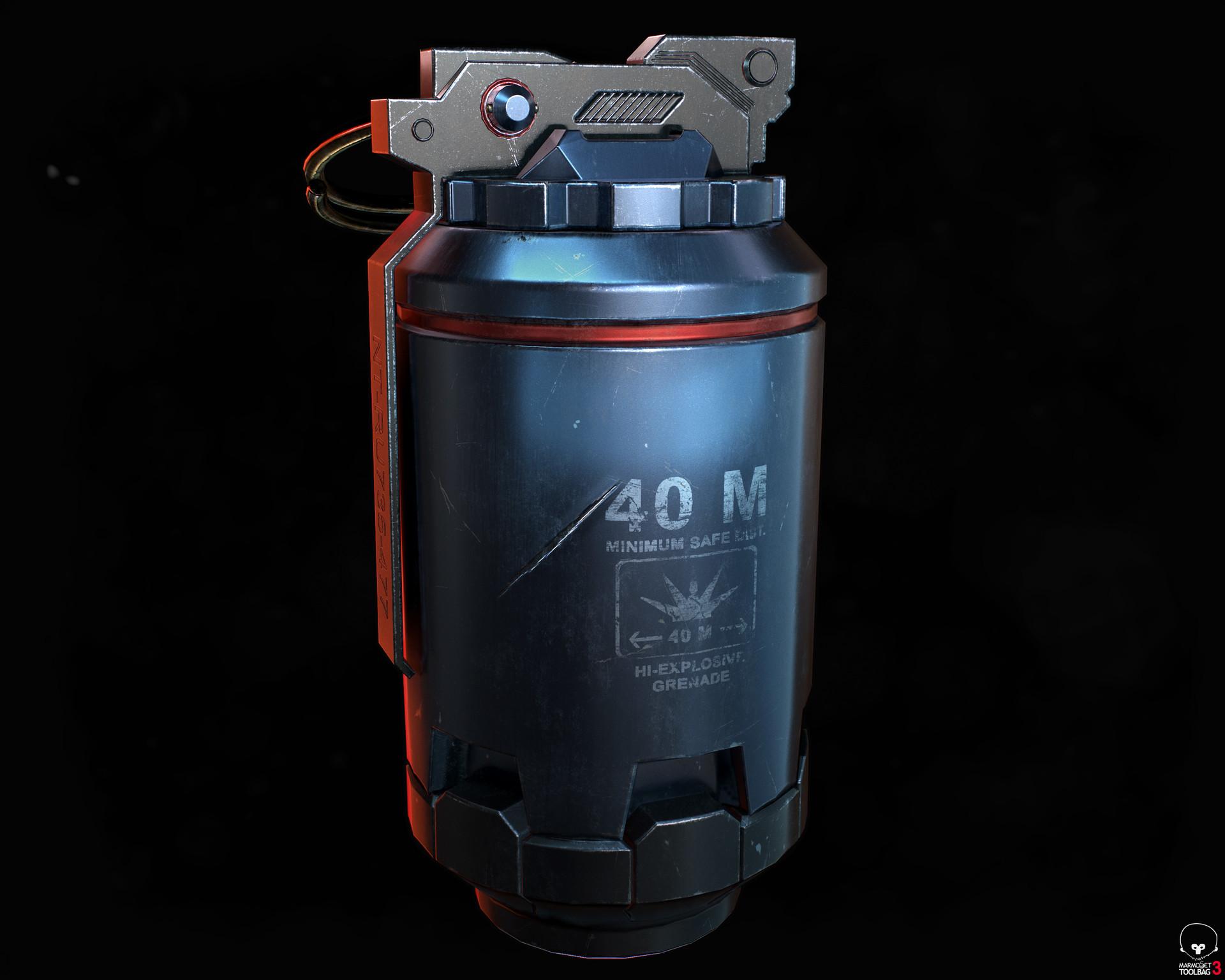 Elkanah tzur hoch hmx grenade 02