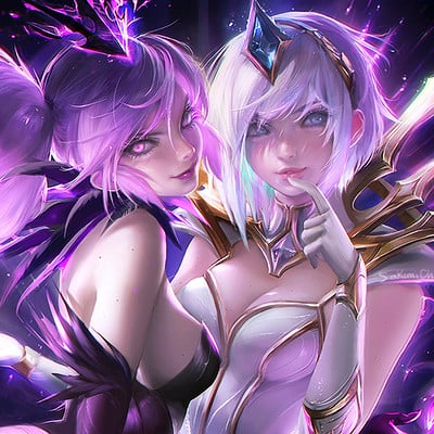 Sakimi chan darklight lux