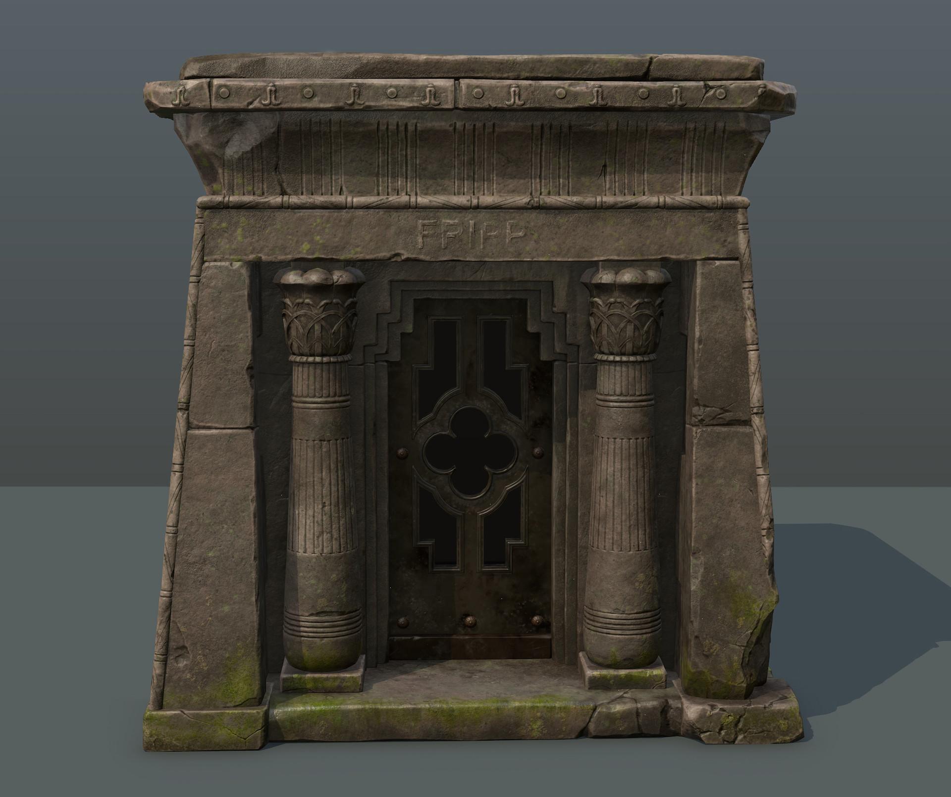 Marjan mahdjoubi mausoleum02