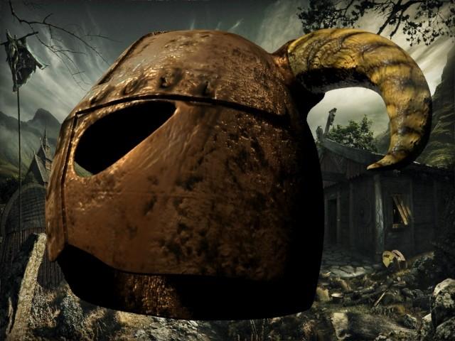 Petar doychev viking helmet 4