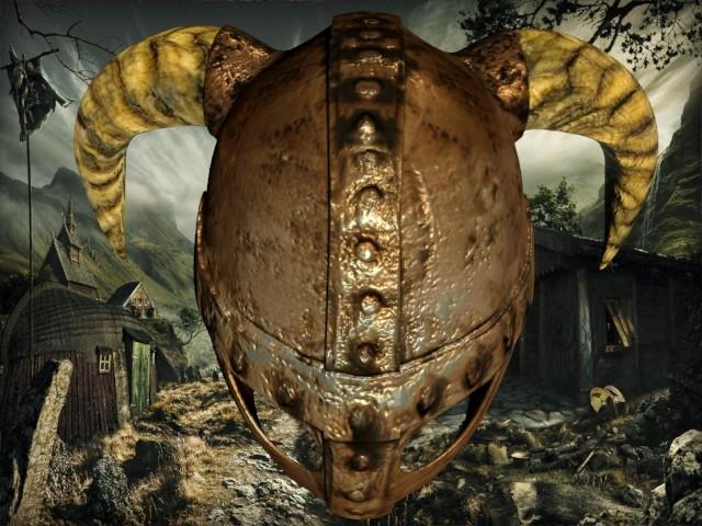 Petar doychev viking helmet 6