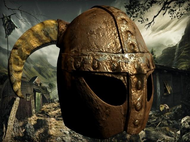 Petar doychev viking helmet 9