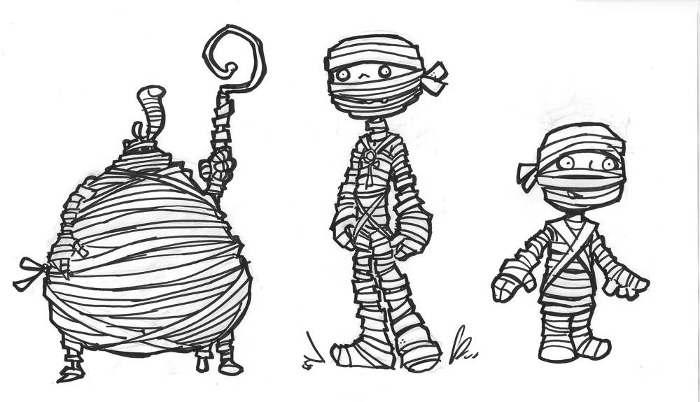 Andy wright mummies02