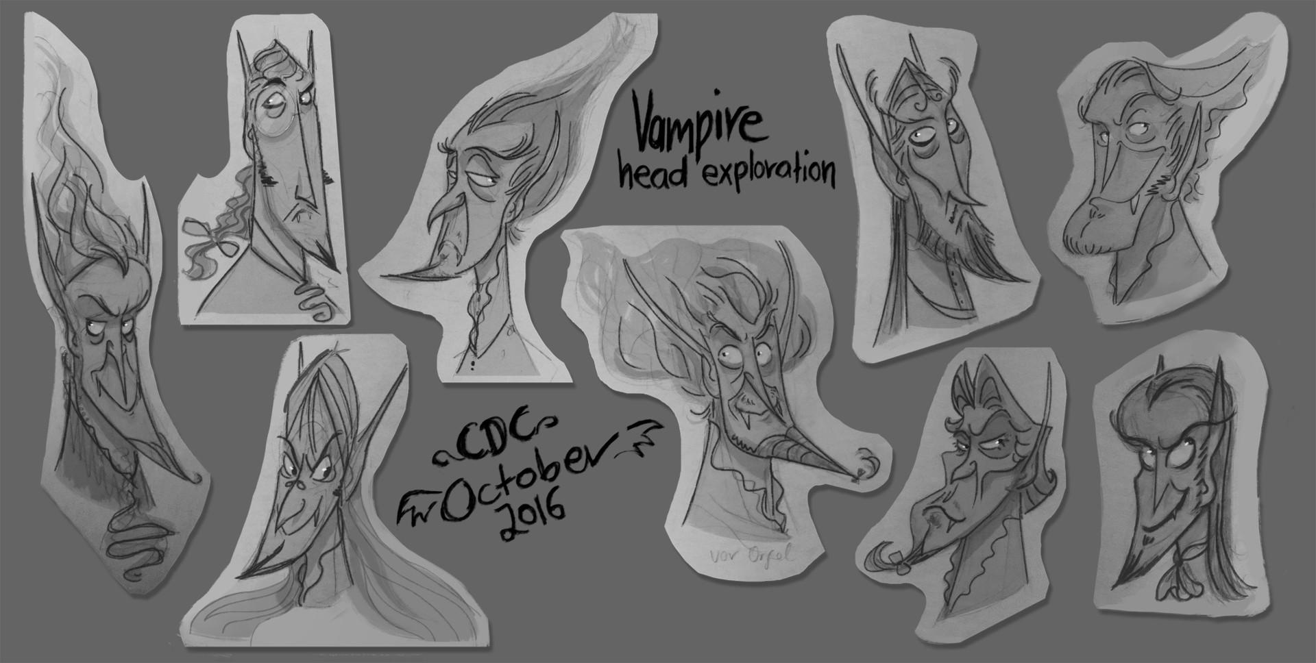 Vivien lulkowski vampire hex exploration