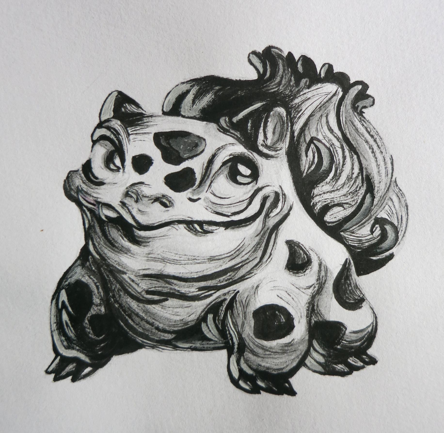 Vivien lulkowski bulbasaur