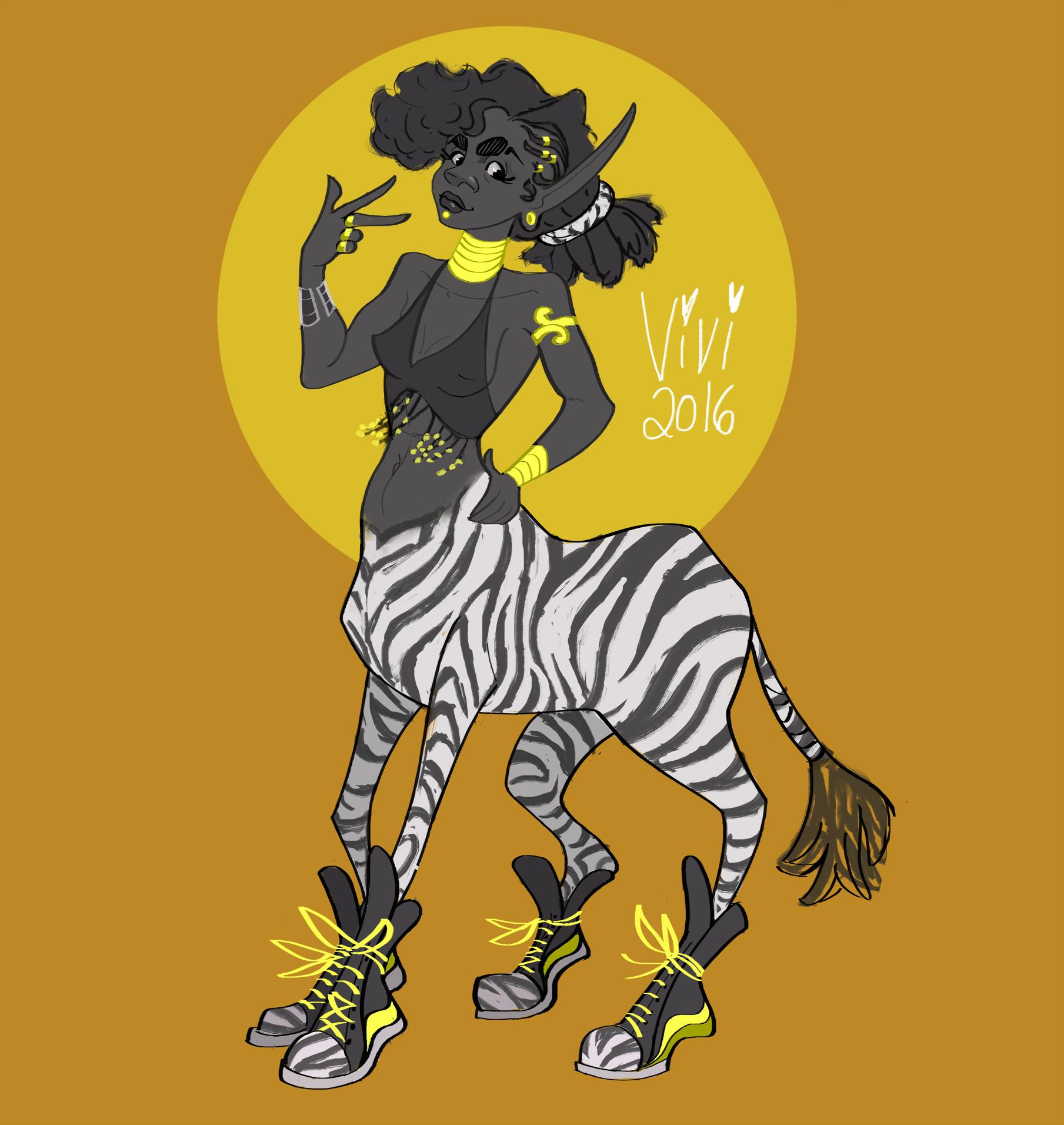 Vivien lulkowski centaur gal