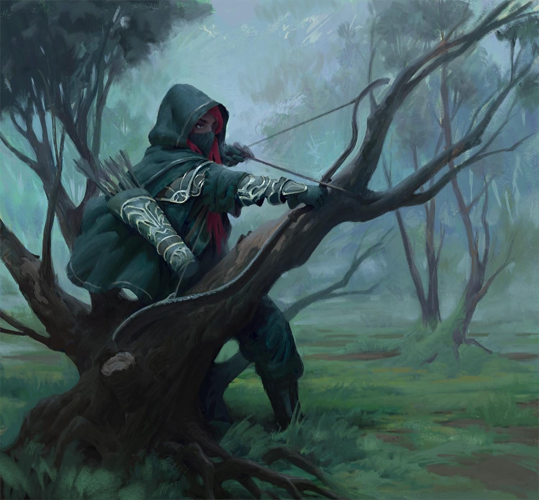 I TRE CEDRI (una storia da raccontare). - Pagina 2 Jonny-hall-archer1