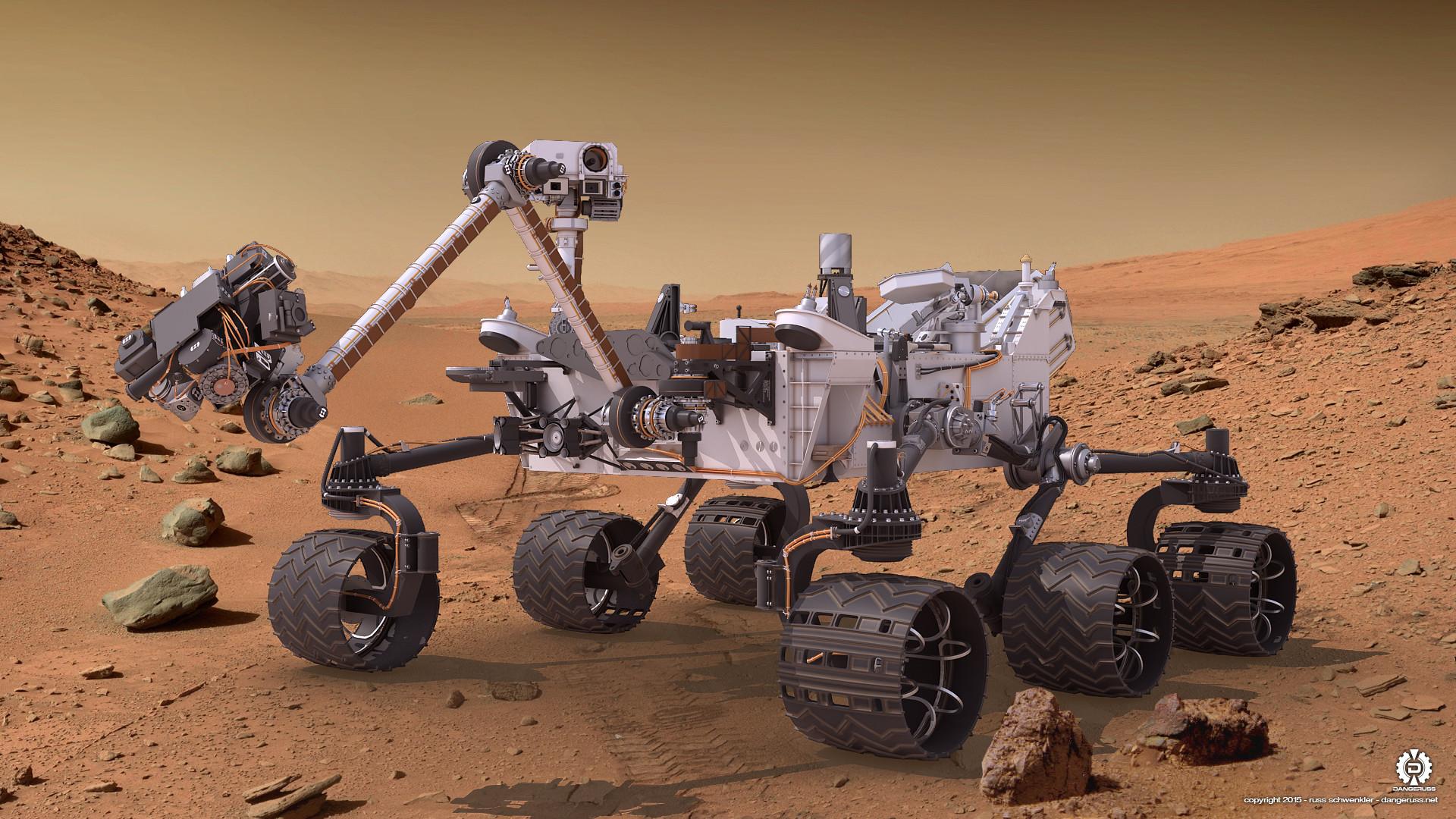nasa explorer mars - 1000×650