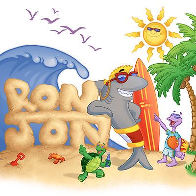 Caleb prochnow caleb prochnow ron jon surf shop